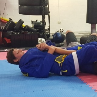 Southside Academy of Combat Kids BJJ program